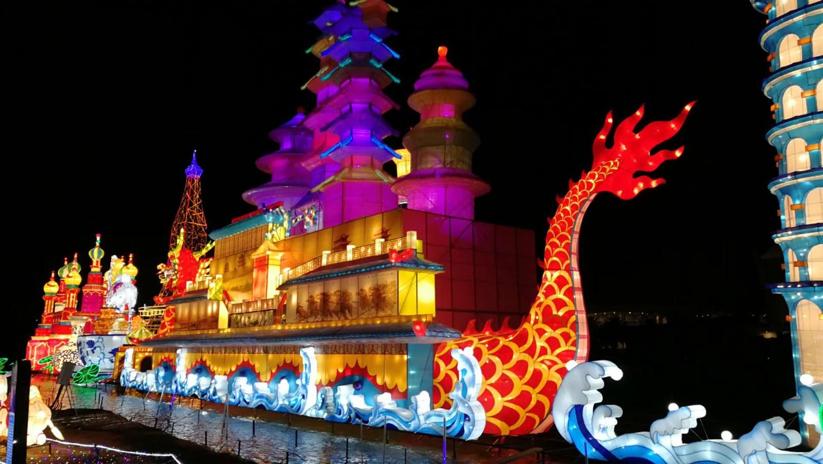 2018深圳欢乐灯会